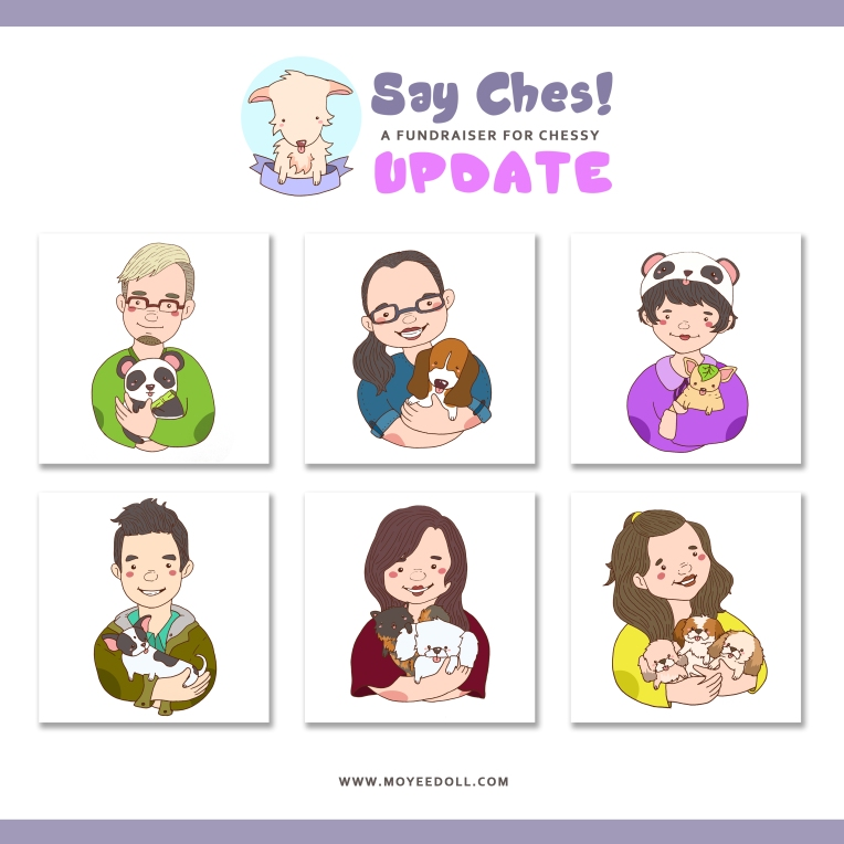 SAY CHES - UPDATE 1