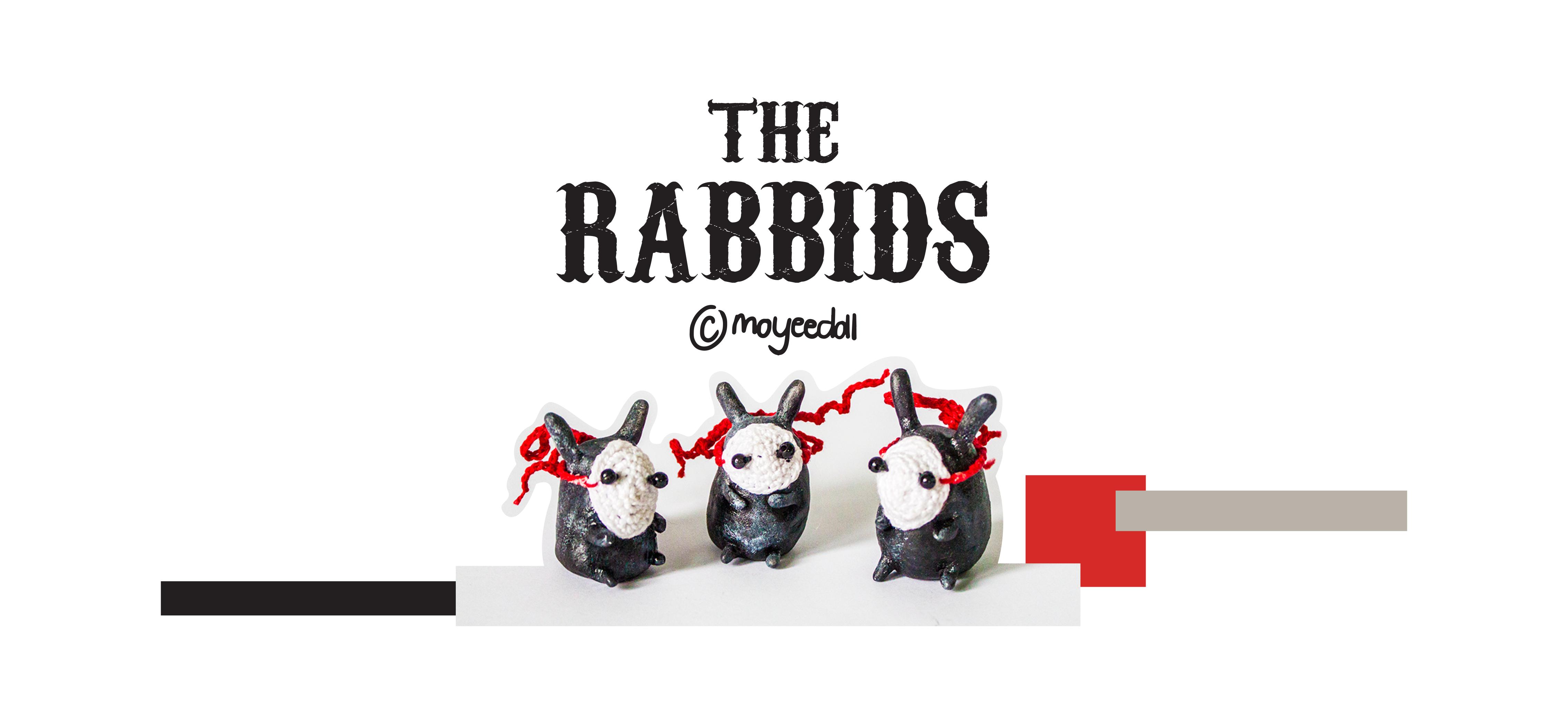 MOYEEDOLL - RABBIDS - 1